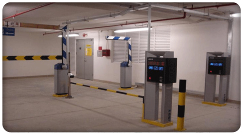 Gate Barriers & Bollards - Cable Master Electronics | Cable Master